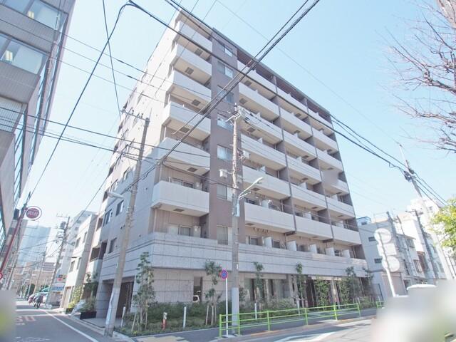 コンシェリア東京 BAYSIDE COURT(外観)