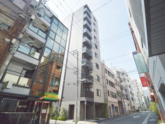 オープンレジデンシア銀座二丁目(外観)
