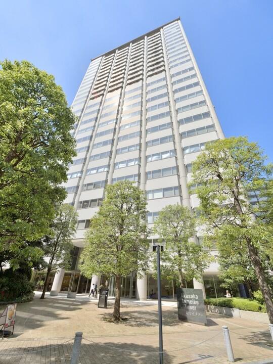 赤坂溜池タワーレジデンス(外観)
