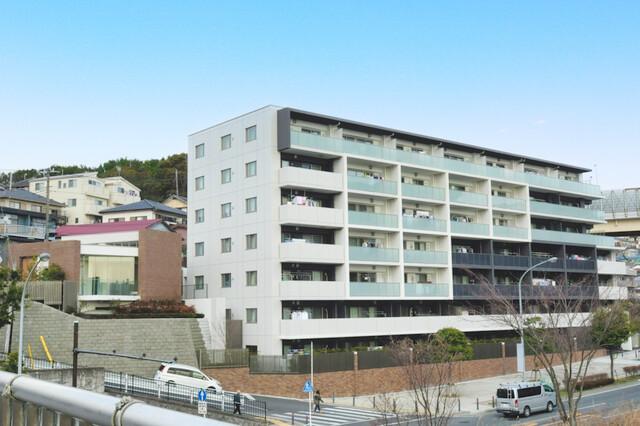 ザ・パークハウス横浜上永谷(外観)