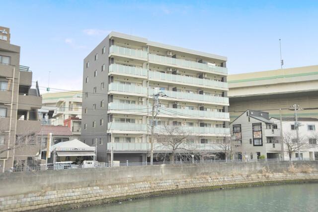 クオス南太田ビューパーク(外観)
