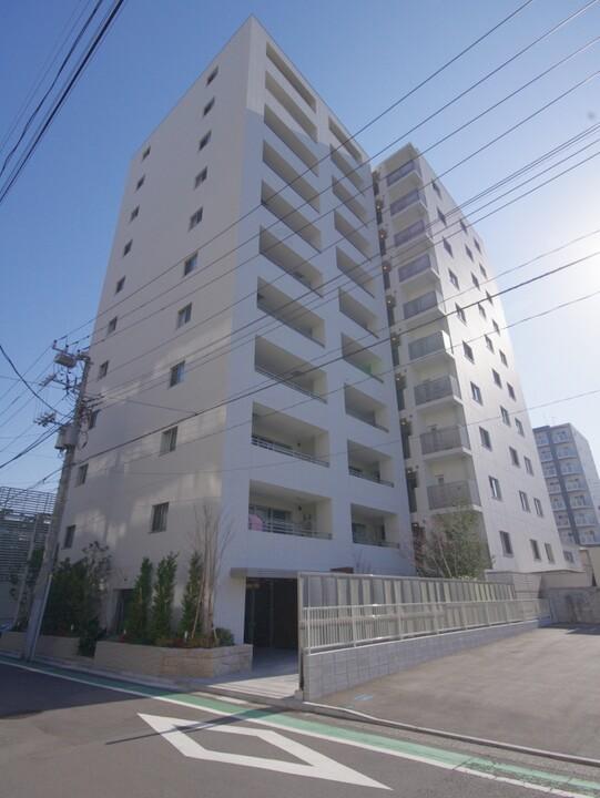 ザ・パークハウス横浜吉野町(外観)