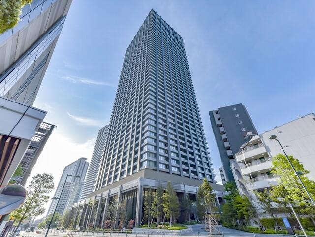 シティタワー武蔵小杉(外観)
