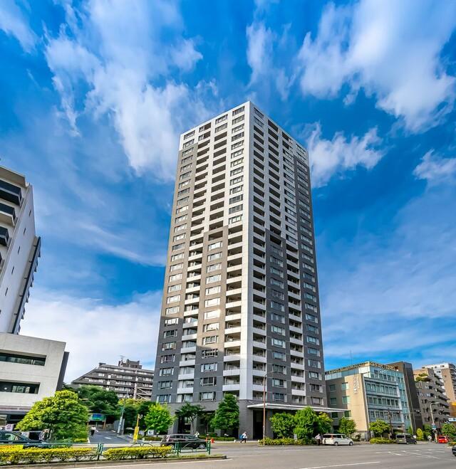 新宿アインスタワー(外観)