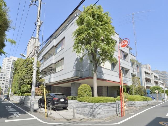 赤坂新坂パークマンション(外観)