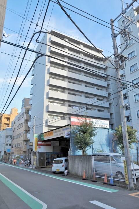 ヴィータローザ横浜吉野町(外観)