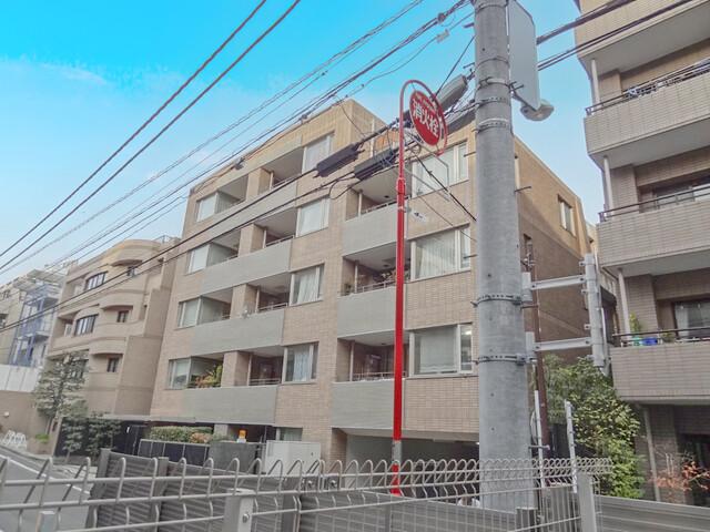 アルス代々木参宮橋コートアデリオン(外観)