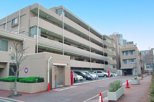 パークホームズ吉祥寺ウエストコート(外観)
