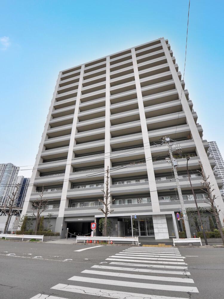 スカイクレストビュー東京(外観)