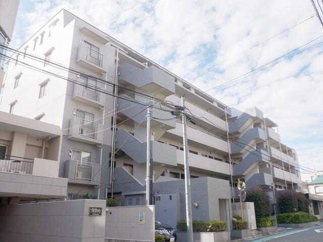 リーベスト桜新町(外観)