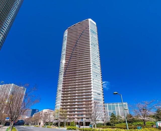 パークシティ武蔵小杉ステーションフォレストタワー(外観)