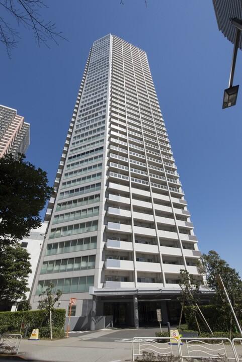 アップルタワー東京キャナルコート(外観)