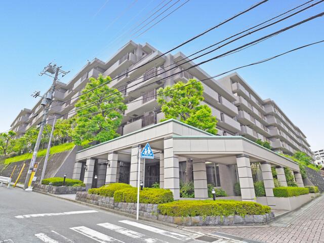 シティクレスト横浜上永谷弐番街(外観)