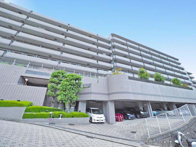 ワコーレロイヤルヒルズ横浜蒔田(外観)