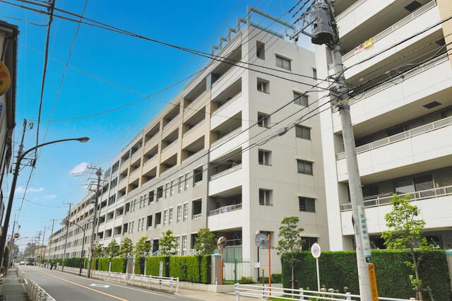 武蔵野ガレリアヴェルデテラッツァ(外観)