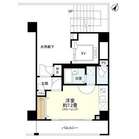 アヴァンツァーレ横濱(間取り)