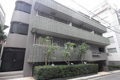 ガーラ渋谷常磐松(外観)