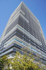 Brillia 有明 City Tower(建物外観)
