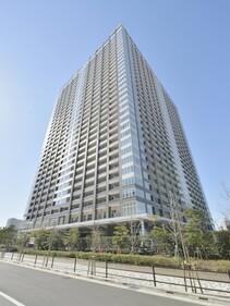 Brillia Mare 有明 TOWER&GARDEN(外観)