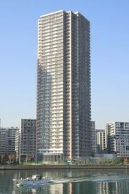キャナルファーストタワー(外観)