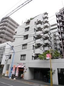 藤和シティコープ早稲田(外観)