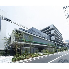 飯田橋ガーデンフラッツ(外観)