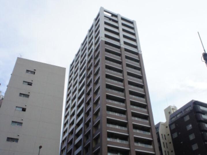 パークタワー亀戸ステーションアリーナ(外観)