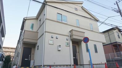あざみ野4丁目新築テラスハウス(仮称)
