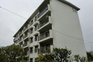 たまプラーザ団地 5-8棟(外観)