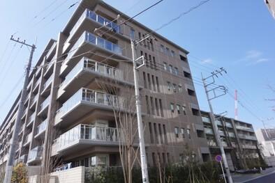 プラウドシティ宮崎台ウエストコート(外観)