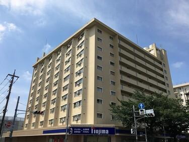 たまプラーザ駅前共同ビル(外観)