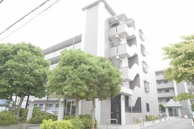 新横浜ガーデンコート Aサイド
