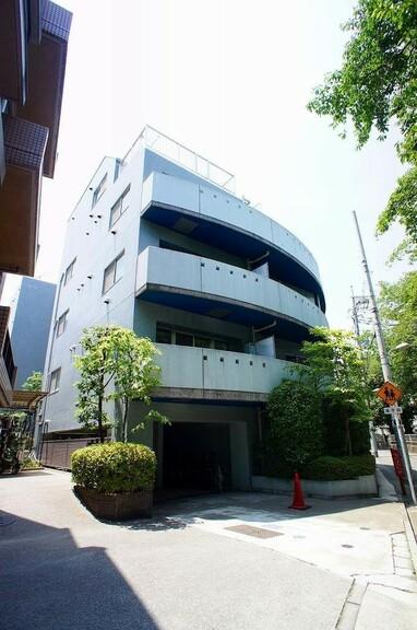 ボヌール都立大学壱番館