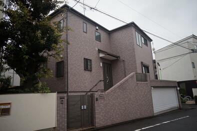 上野毛1丁目T邸2階部分(外観)