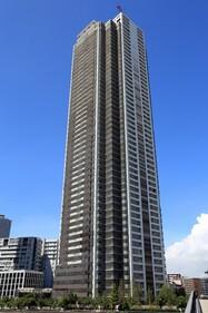 プラウドタワー東雲キャナルコート(外観)
