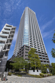 富久クロスコンフォートタワー(外観)