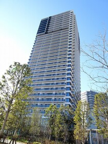 シティタワーズ東京ベイ セントラルタワー(外観)