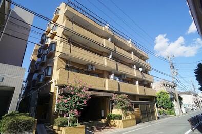 ライオンズマンション武蔵新城第2
