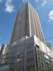 エクラスタワー武蔵小杉(外観)