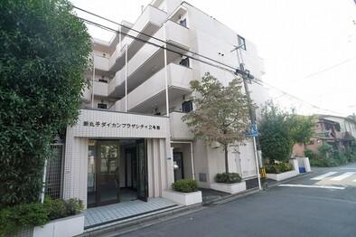新丸子ダイカンプラザcityⅡ(外観)