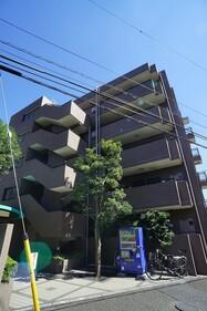 パーク・ノヴァ武蔵小杉(外観)