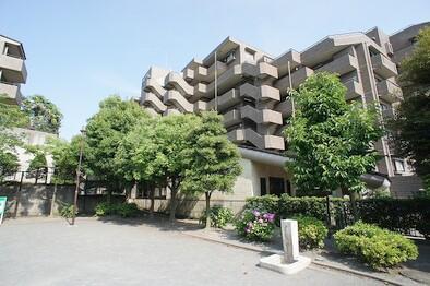 ビューヒルズ・バームハイツ新横浜壱番館