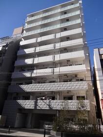 プレサンスロジェ横浜関内(外観)