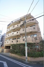 マイキャッスル学芸大学Ⅱ(外観)
