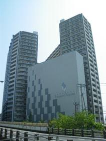 ヨコハマタワーリングスクエアEAST(外観)
