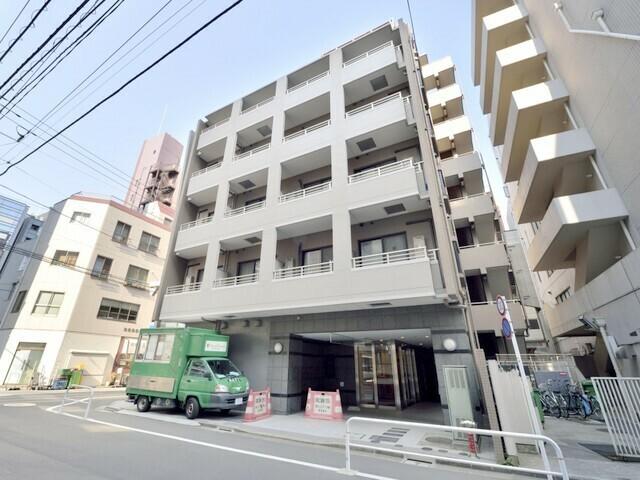 東急ドエル・グラフィオ麹町(外観)