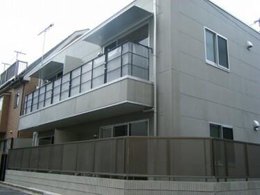 クローバーハウス(外観)