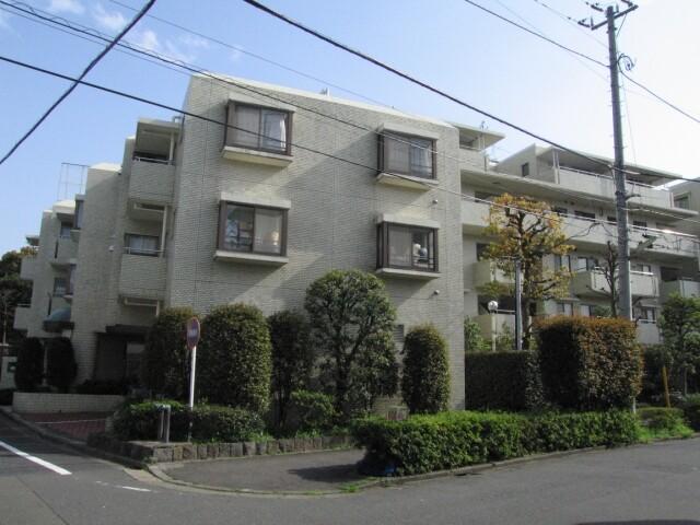 桜新町スカイマンション(外観)