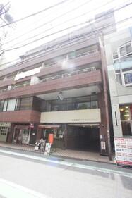 北参道ダイヤモンドパレス(外観)