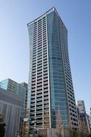 パークコート渋谷ザタワー(外観)